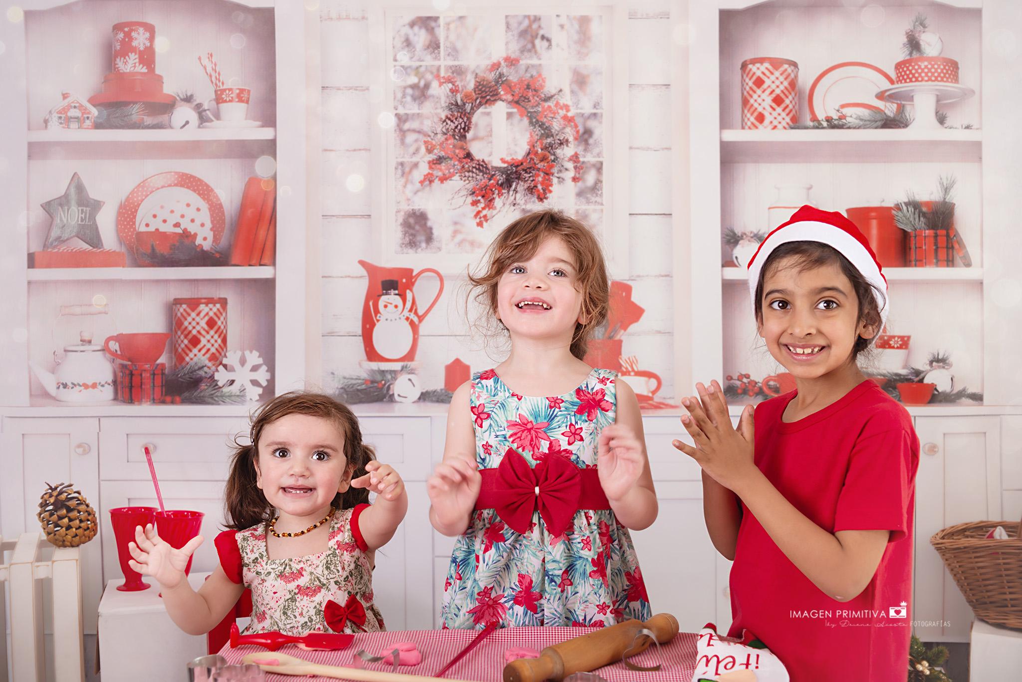 Sesion de fotos para navidad en quilmes