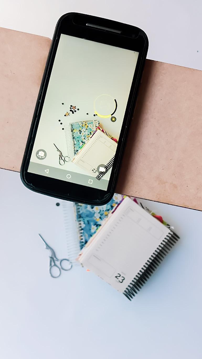 taller de fotografia con celular, smartphone, para mejorar las fotos de los emprendimientos