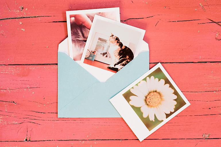 fotos polaroid oferta