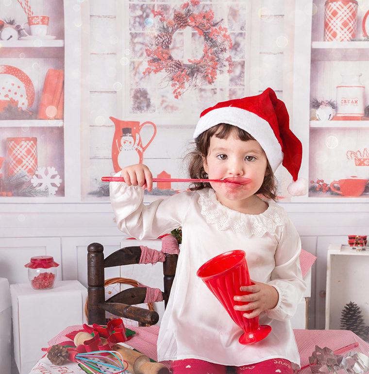 Fotos de navidad en mi Cocinita navideña