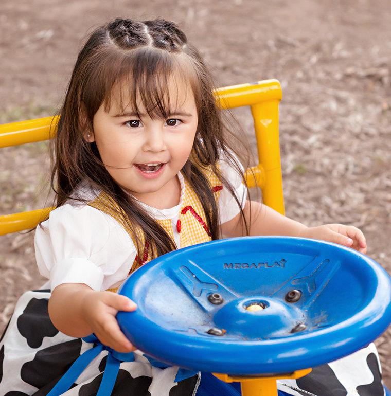 foto jugando en el parque, fotos profesionales para niños